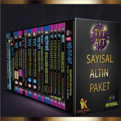 2019 TYT-AYT SAYISAL SET